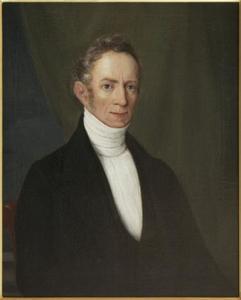Portret van Steven Teunis ten Cate (1788-1854)