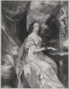 Portret van Anne Hyde (1637-1671)
