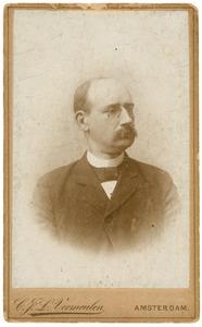 Portret van Jan Broens ( -1914)
