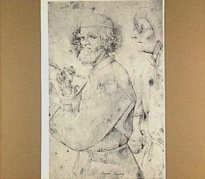 Schilder en kunstminnaar