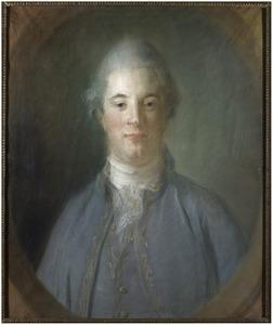 Portret van Willem Boreel (1744-1796)