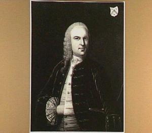 Portret van Reyndert Christopher Willem de Wolff van Westerrode (1726-1777)