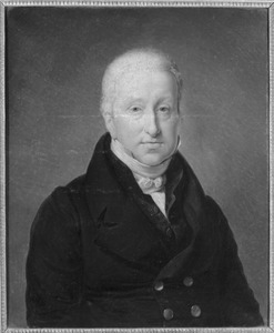 Portret van Jan Jacob Boudewijn Hulft (1768-1839)