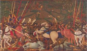 Bernardino della Carda in de verpletterende slag bij San Romano