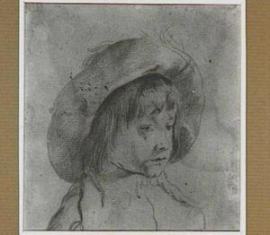 Portret van Constantijn Huygens de Jonge (1628-1697)