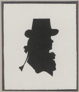 Portret van Jan Gerard de Witt Hamer (1767-1850)
