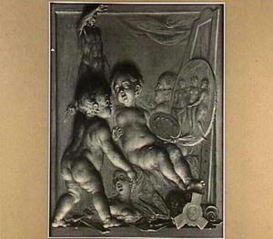 Allegorie op de beeldende kunsten