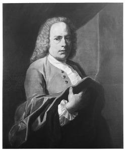 Portret van Jan Balde (1709-1751)