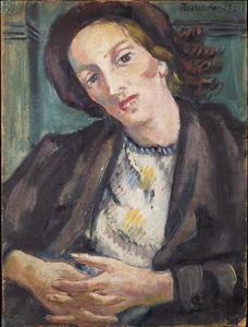 Portret van Amrey (Annemarie Balsiger)