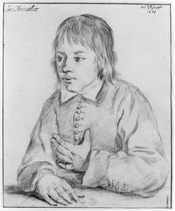 Portret van Jacob Toorenvliet (1640-1719)