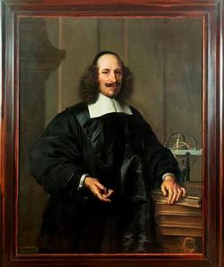 Portret van Joan Blaeu (1596-1673)
