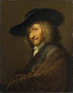 Portret van Jan Pieterz. Zomer (1641-1724)