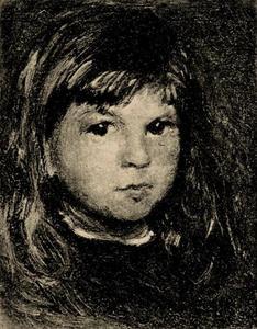 Portret van Willem Blommers (1887-1893)