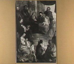 De H. Maagschap met stichters
