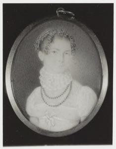 Portret van Catharina den Bandt (1795-1851)