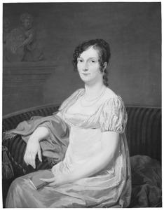 Portret van Adriana Johanna Beelaerts (1779-1827)