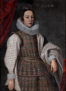 Portret van Matthias de' Medici (1613-1667), zoon van groothertog Cosimo II de' Medici