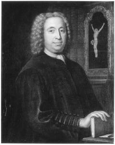 Portret van pater Adrianus van Couwenbergh (1683-1742)