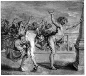 Atalanta en Hippomenes (Ovidius, Metamorfosen, X, 560-680)