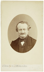 Portret van Thomas Joannes Stieltjes (1819-1878)