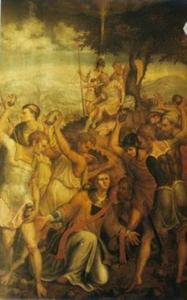 Martelaarschap van de Heilige Stephanus