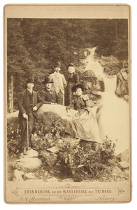 Portret van familie Westhoff