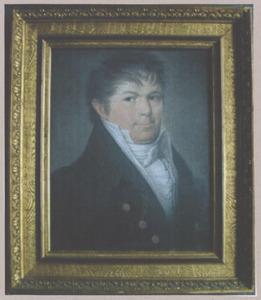 Portret van Joannes Balduinus Josephus Henricus Otto Antonius baron van Hugenpoth van Stockum (1776-1850)