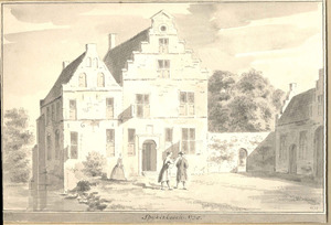 Huis Spijkerbosch te Olst 1730