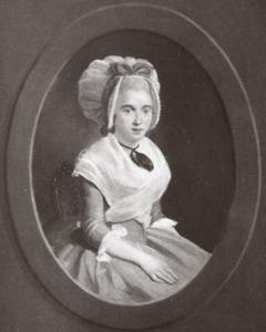 Portret van Catharina Boschman ( -1813)