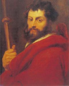 De heilige Jacobus de Meerdere