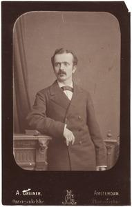 Portret van Johan Frederik Coenen (1857-1927)