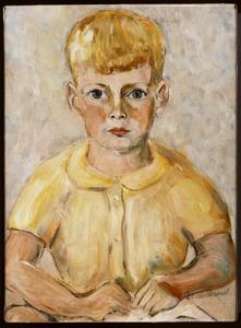 Portret van Willem Maurits de Brauw (1948- )