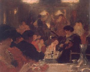 Café-interieur