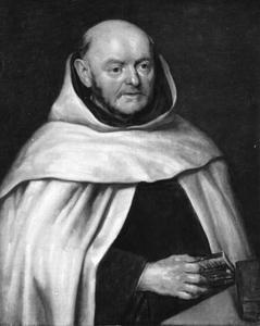 Portret van Jean de la Court (...-1622)