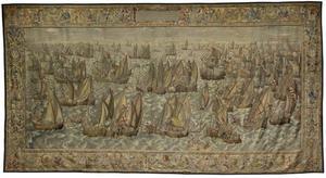 Slag bij Bergen op zoom op 29 januari 1574