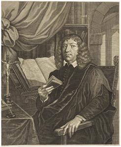 Portret van Antonius van de Plaet (1605-1678)