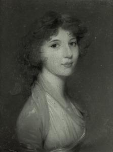 Portret van Anna de la Cour ( -1817)