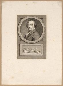 Portret van Lucas van Steveninck (1742-1800)