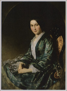 Portret van Jeanette Bloemen (1829-1915)