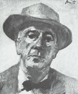 Portret van Hermanus Adrianus Charles Bogman (1890-1975)
