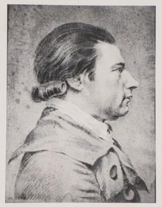 Portret van Jacobus Bellamy (1757-1786), ps. Zelandus