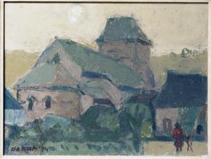 Kerkje in St. Hippolyte