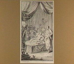 Alexander de Grote en zijn arts Philippus (Plutarchus 33:19; Valerius Maximus 3:8)