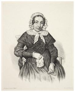 Portret van Johanna van der Hoop (1783-1862)