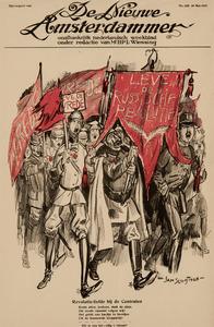 Revolutie-liefde bij de Centralen