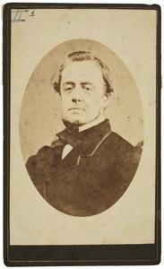 Portret van Cornelis Marinus van Visvliet (1819-1893)