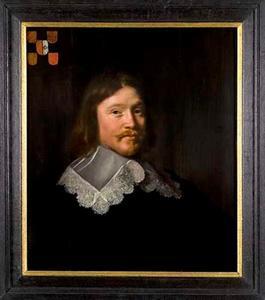 Portret van Henrick Rammelman (....-1658)