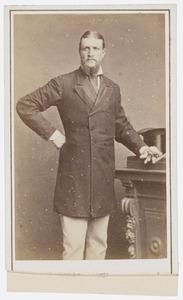 Portret van Thomas Wilson (1840-1890)