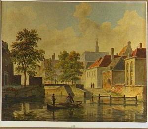 Haarlem, de Krayenhorstergracht