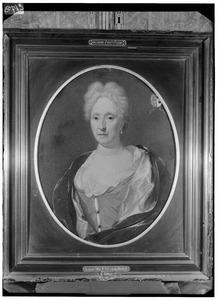 Portret van Maria van Bleyswijck (1647-1733)